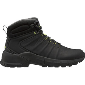 Helly Hansen Pinecliff Bottes Homme, black/charcoal/azid lime